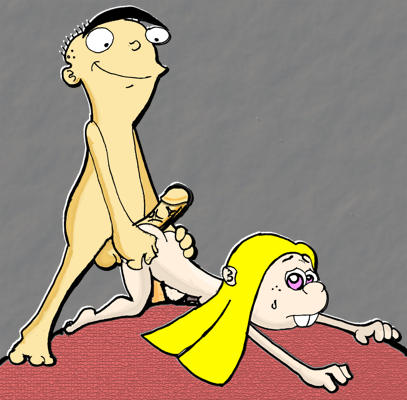 edd ed eddy hentai n Sonic and rouge have sex