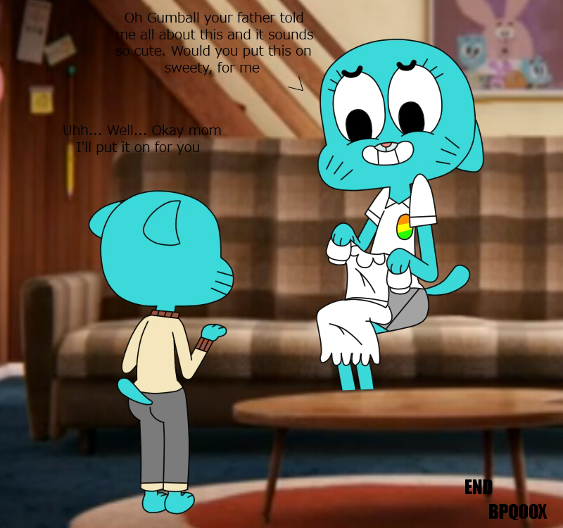 teri amazing world of gumball Sun and moon ace trainer