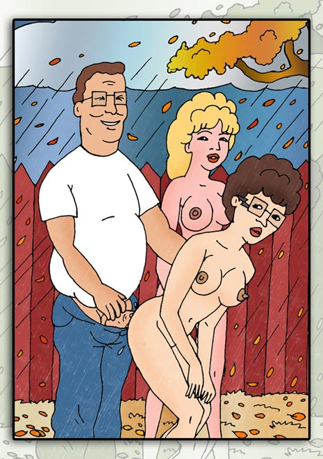nude the of king hill Luanne king of the hill naked