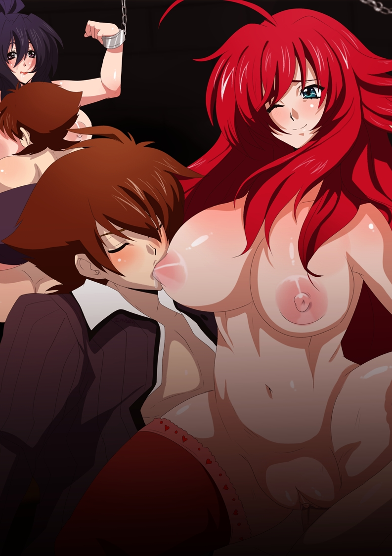 wedding dxd and highschool rias issei Ghost in the shell xxx