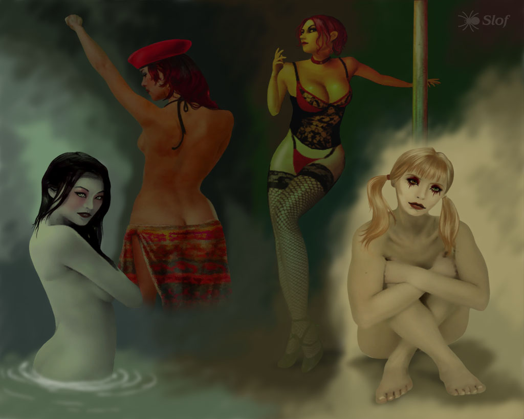 the venus vampire bloodlines masquerade The land before time ozzy and strut