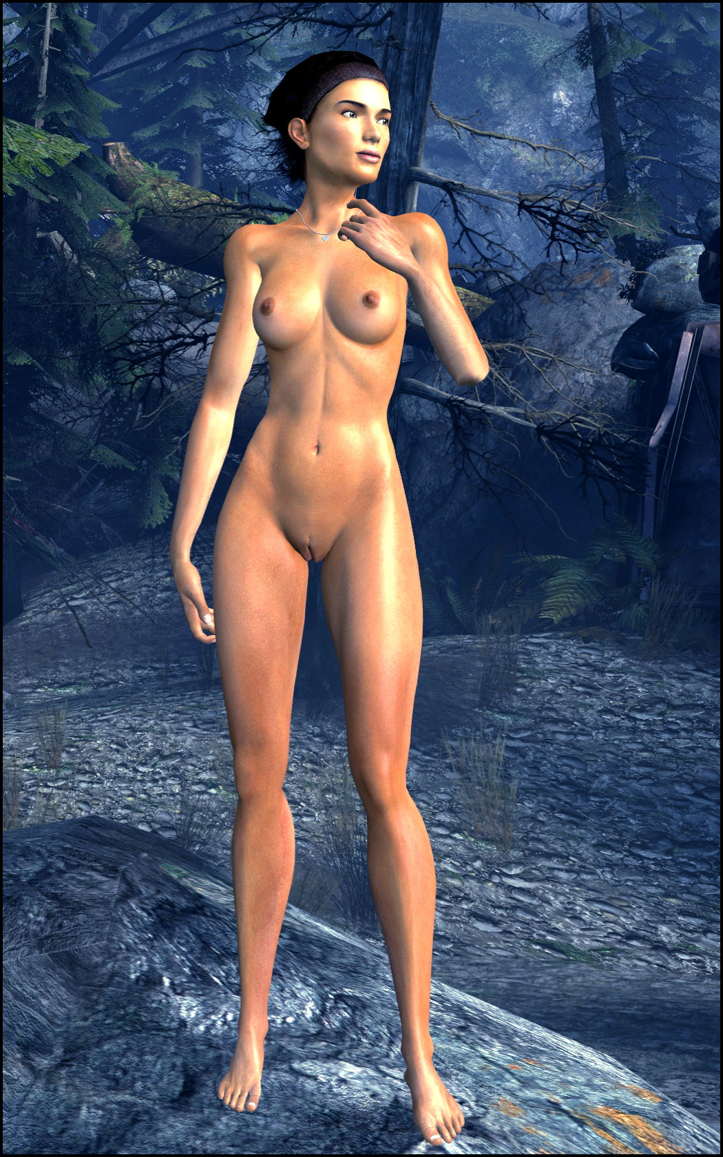 female mod nude fallout glorious 4 Pokemon x and y diantha