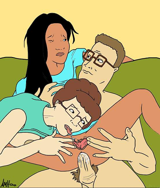 images porn king the of hill Rick and morty alien stripper