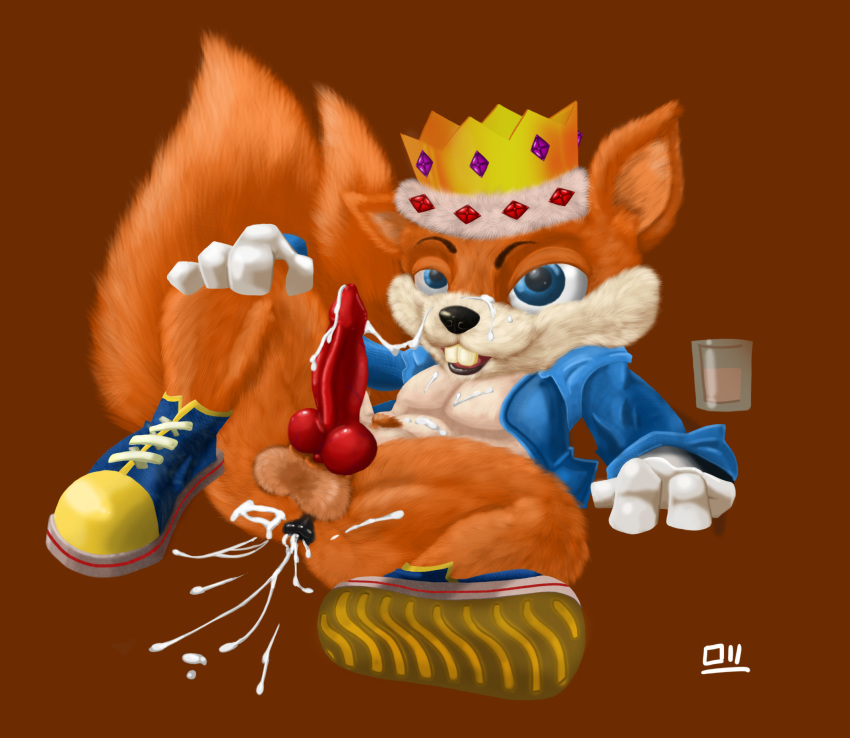 bad conker's bull fur day Where is notts in breath of the wild