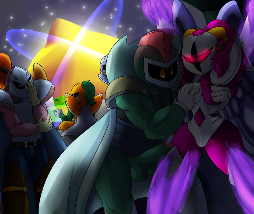 knight galacta meta knight x Wolverine and rogue pregnant fanfiction