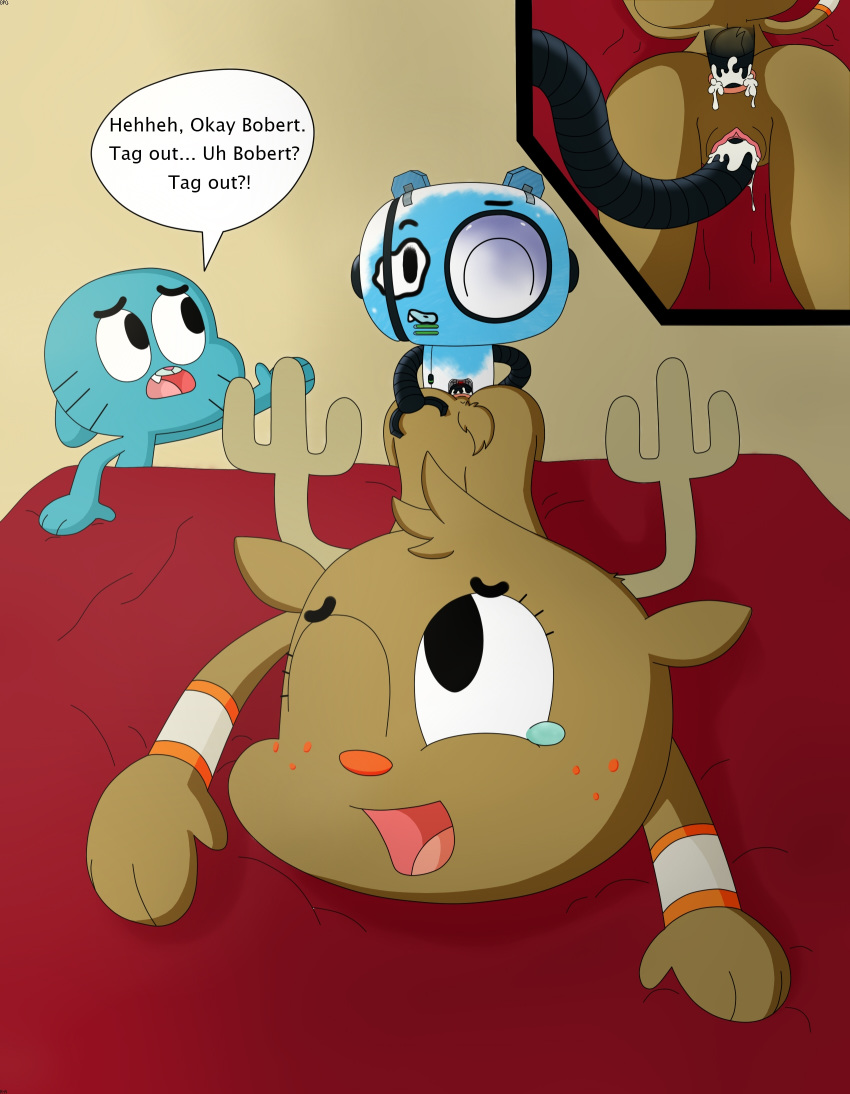 of gumball world sex comic amazing Girl with a strap on