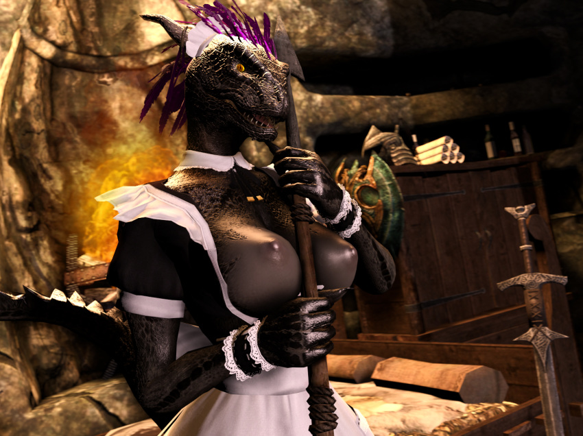 lusty locations maid argonian the skyrim How old is elise fire emblem